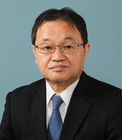 President and Representative Director Toshihiro Shimoya
